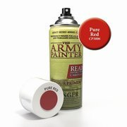 Pure Red Spray