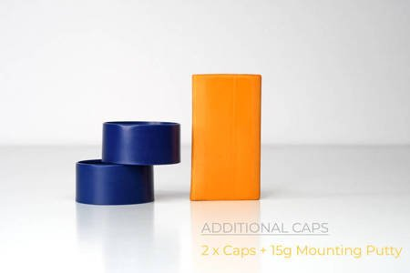 Painting Handle - RGG360 2x add caps - Blue